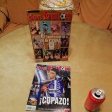 Coleccionismo deportivo: DON BALON. 100 AÑOS DE LA COPA REY. CENTENARIO.. Lote 138560769