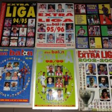 Coleccionismo deportivo: LOTE DE REVISTAS DON BALÓN - EXTRA LIGA. Lote 138588134