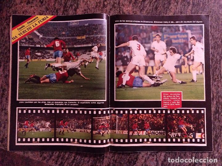 Coleccionismo deportivo: REVISTA DON BALON 445. ABRIL 1984. .GORDILLO FURIA Y CLASE. - Foto 2 - 138710138