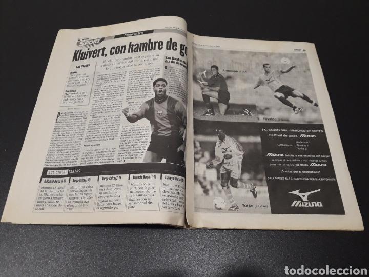 Coleccionismo deportivo: SPORT. N° 6.859. 28/11/1998. F.C.BARCELONA CENTENARIO 1899/1999. - Foto 8 - 138778202
