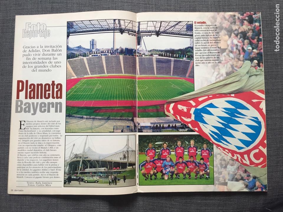 Coleccionismo deportivo: Don balón 1281 - Póster Redondo - Copa del Rey - Alfonso Betis - Munitis Racing - B. Múnich - Ranger - Foto 5 - 138871153