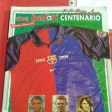 Coleccionismo deportivo: FC BARCELONA - EXTRA DON BALON CENTENARIO AZULGRANA. Lote 138915502