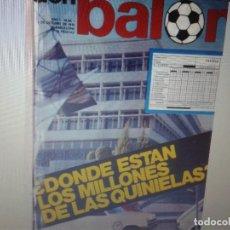 Coleccionismo deportivo: REVISTA DON BALON- NUMERO 1. AÑO 1975- OCTUBRE. PRIMER NUMERO. Lote 138915658