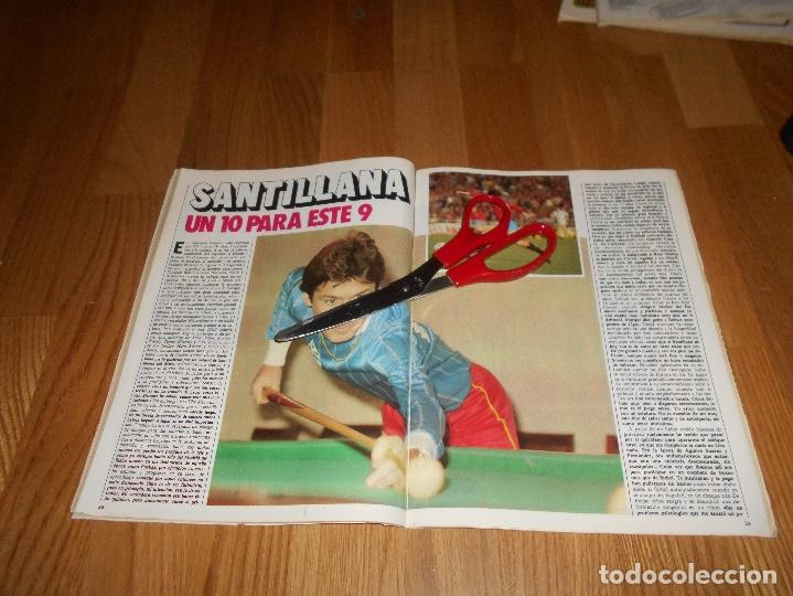 Coleccionismo deportivo: DON BALON Nº 434 1984 COLOR ZUBIZARRETA ATHLETIC BILBAO - RECREATIVO HUELVA POSTER CENTRAL - Foto 3 - 139202942