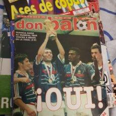 Coleccionismo deportivo: DON BALON. Lote 139655496