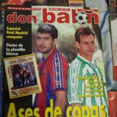 Coleccionismo deportivo: DON BALON. Lote 139655742