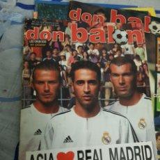 Coleccionismo deportivo: DON BALON. Lote 139655902