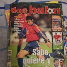 Coleccionismo deportivo: DON BALON. Lote 139656053