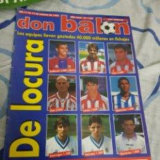 Coleccionismo deportivo: DON BALON. Lote 139656677