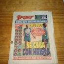 Coleccionismo deportivo: SPORT - 28 DE JULIO DE 1995 - CRUYFF SE CEBA CON HRISTO - NÚMERO 5649. Lote 139743360