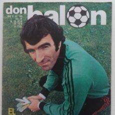 Coleccionismo deportivo: REVISTA DON BALON Nº 198 DEL 24 AL 30 DE JULIO 1979 POSTER CENTRAL ATHLETIC BILBAO 79/80. Lote 140150258