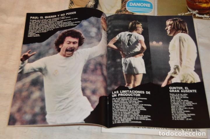 Coleccionismo deportivo: LOTE DE 4 REVISTAS DON BALÓN - AÑOS 70 - Nº 65. 66, 67 Y 68 - GRADESA - HAZ OFERTA - LOTE 01 - Foto 6 - 140632314