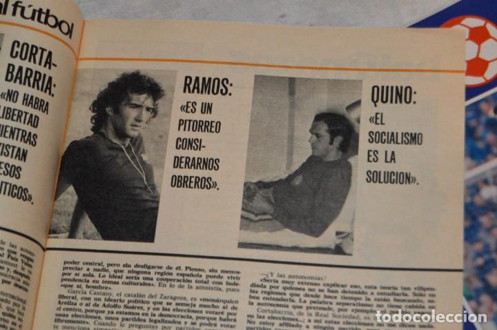 Coleccionismo deportivo: LOTE DE 4 REVISTAS DON BALÓN - AÑOS 70 - Nº 65. 66, 67 Y 68 - GRADESA - HAZ OFERTA - LOTE 01 - Foto 12 - 140632314