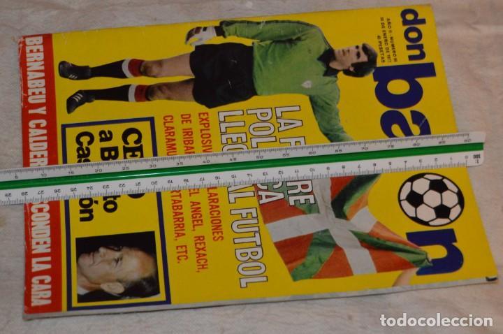 Coleccionismo deportivo: LOTE DE 4 REVISTAS DON BALÓN - AÑOS 70 - Nº 65. 66, 67 Y 68 - GRADESA - HAZ OFERTA - LOTE 01 - Foto 13 - 140632314