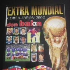 Coleccionismo deportivo: DON BALON EXTRA MUNDIAL COREA JAPÓN 2002. Lote 141544750