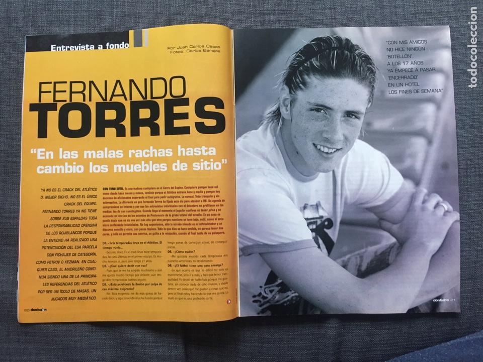 Coleccionismo deportivo: Don balón 1565 - Zidane - Torres - Póster Ronaldinho - George Best - Foto 3 - 141549565