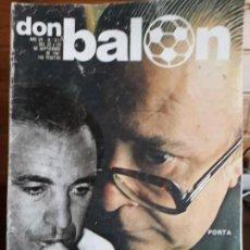 Coleccionismo deportivo: DON BALON Nº 311 1981 QUINI BARCELONA JUVENILES SELECCION ESPAÑOLA ZUBIZARRETA URBANO ROBERTO. Lote 141589634