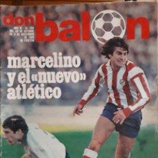 Coleccionismo deportivo: REVISTA DON BALON Nº 264 DEL 28 OCTUBRE AL 3 NOVIEMBRE 1980 POSTER DE SCHUSTER. Lote 141591538