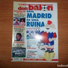 Coleccionismo deportivo: DON BAKIN 979 PRESENTACION ATLETICO MADRID SEVILLA COMPOSTELA KARPIN REAL SOCIEDAD PARIS SAINT G . Lote 141594898