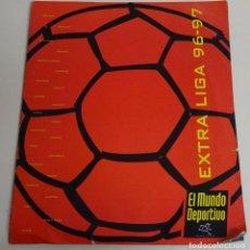 Coleccionismo deportivo: NÚMERO EXTRA DEL MUNDO DEPORTIVO. LIGA 96 97. 1996 1997. 32 PAG. 150 GR. Lote 142338438