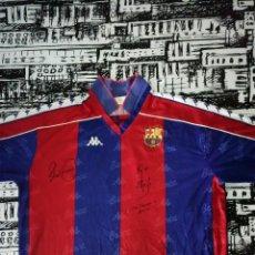 Coleccionismo deportivo: CAMISETA DEL FC BARCELONA 1997. Lote 142772286
