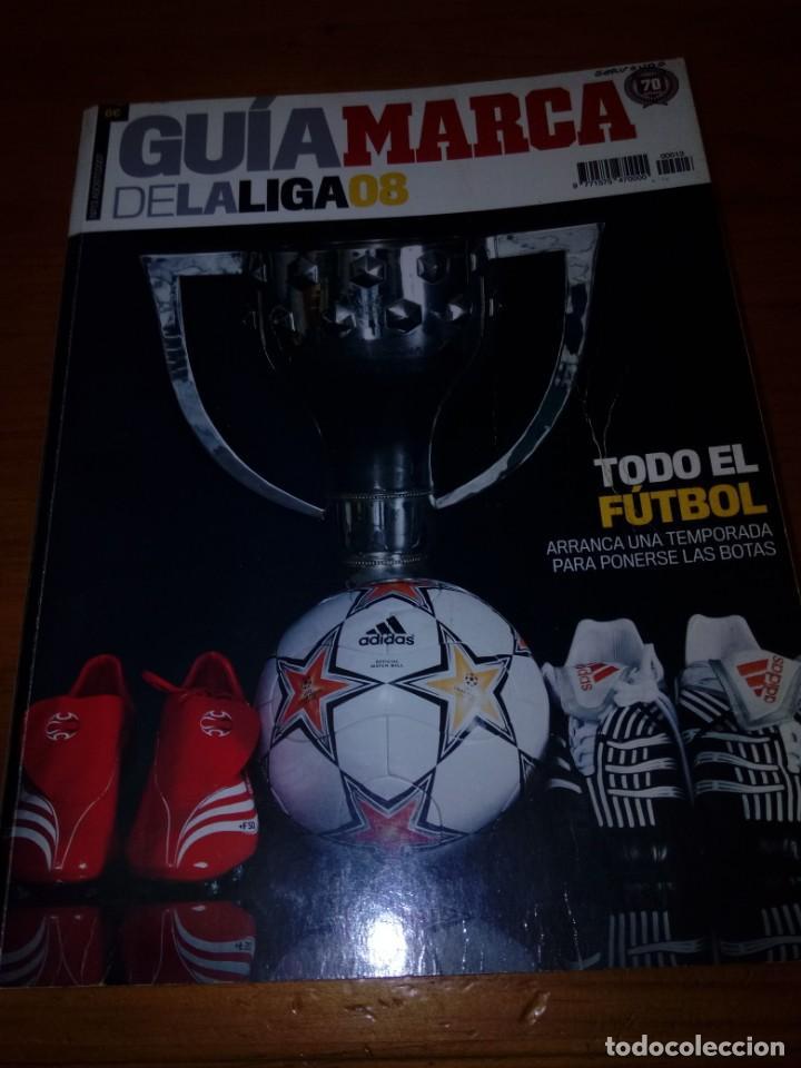 GUÍA MARCA DE LA LIGA 08. B15R (Coleccionismo Deportivo - Revistas y Periódicos - Marca)