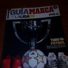 Coleccionismo deportivo: GUÍA MARCA DE LA LIGA 08. B15R. Lote 142790434