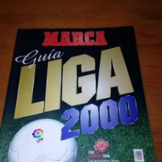 Coleccionismo deportivo: GUÍA MARCA LIGA 2000. B15R. Lote 142790758