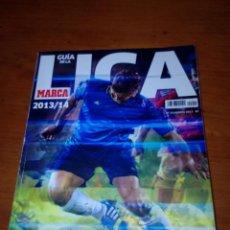 Coleccionismo deportivo: GUÍA MARCA DE LA LIGA 2013 - 2014. 13 -14. B15R. Lote 142793158