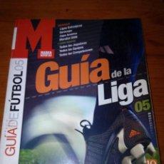 Coleccionismo deportivo: GUÍA MARCA DE LA LIGA 2005. 05. B15R. Lote 142794762