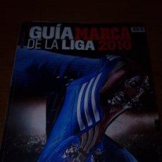 Coleccionismo deportivo: GUÍA MARCA DE LA LIGA 2010 10. B15R. Lote 142794982