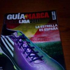 Coleccionismo deportivo: GUÍA MARCA DE LA LIGA 2011. B15R. Lote 142795162