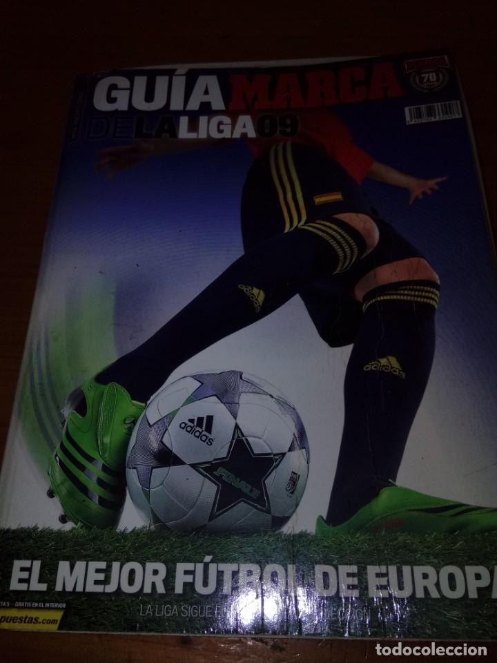 GUÍA MARCA DE LA LIGA 2009. 09. B15R (Coleccionismo Deportivo - Revistas y Periódicos - Marca)