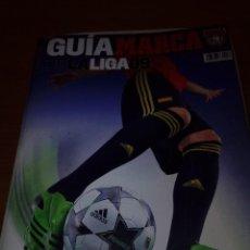 Coleccionismo deportivo: GUÍA MARCA DE LA LIGA 2009. 09. B15R. Lote 142795626