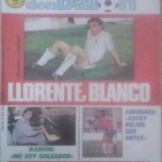 Coleccionismo deportivo: REVISTA N°589 DON BALÓN 1987. Lote 142841910