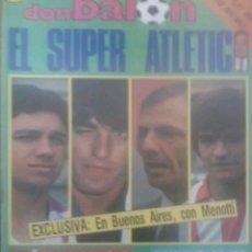 Coleccionismo deportivo: REVISTA N°612 DON BALÓN 1986/87. Lote 142842060