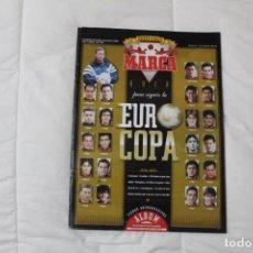 Coleccionismo deportivo: DIARIO MARCA. ESPECIAL GUIA EUROCOPA INGLATERRA 1996. Lote 142899238