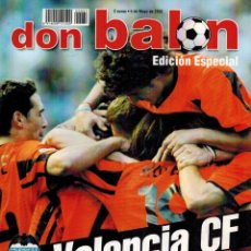 Coleccionismo deportivo: DON BALÓN, EDICIÓN ESPECIAL. MAYO DE 2002. Lote 143265594
