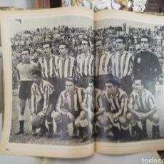 Coleccionismo deportivo: DON BALON. HISTORIA FÚTBOL ESPAÑOL. ATLETIC TETUAN Y CONDAL.. Lote 143275509