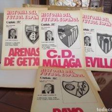 Coleccionismo deportivo: DON BALON. HISTORIA FÚTBOL ESPAÑOL. ARENAS DE GETXO. Lote 143275749