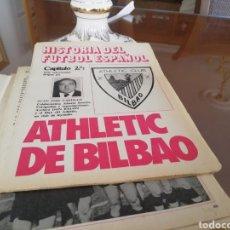 Coleccionismo deportivo: DON BALON. HISTORIA FÚTBOL ESPAÑOL. ATLETI BILBAO. 3 CUADERNILLOS. Lote 143279434