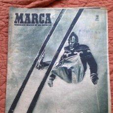 Coleccionismo deportivo: SEMANARIO GRAFICO DE LOS DEPORTES-11 DE ENERO DE 1949. Lote 143284002