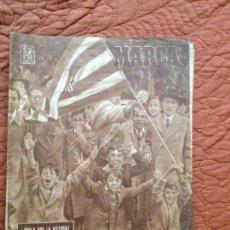 Coleccionismo deportivo: SEMANARIO GRAFICO DE LOS DEPORTES-8 DE NOVIEMBRE DE 1949. Lote 143284198