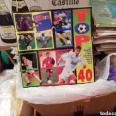 Coleccionismo deportivo: DON BALON ESPECIALES TOP 40. 3 EJEMPLARES. FINALES DE LOS 90. Lote 143348902