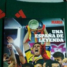 Coleccionismo deportivo: UNA ESPAÑA DE LEYENDA MARCA. Lote 143879390