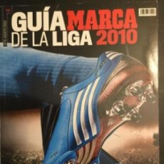 Coleccionismo deportivo: GUÍA MARCA DE LA LIGA. 2010. PERFECTO ESTADO.. Lote 143915730
