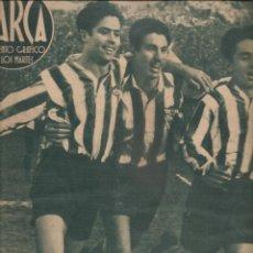Coleccionismo deportivo: 3056. MARCA 1 FEBRERO 1944. ATLETICO AVIACION 3 - REAL MADRID 1/VALENCIA 2 - SEVILLA 0.... Lote 143919674