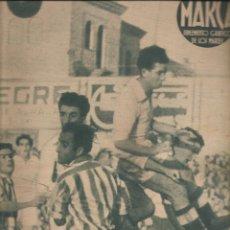 Coleccionismo deportivo: 3100. MARCA 25 ENERO 1944. REAL MADRID 2 GRANADA 2/ SEVILLA 1 AT. BILBAO 0. Lote 143920566