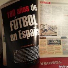 Coleccionismo deportivo: DON BALON EXTRA ESPECIAL. CENTENARIO FÚTBOL ESPAÑOL. Lote 144341090