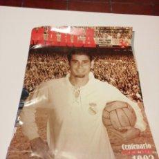 Coleccionismo deportivo: SUPLEMENTO MARCA CENTENARIO DEL REAL MADRID 1902 AL 2002. Lote 144388486